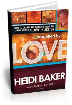 compelled by love heidi baker