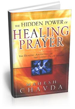 mahesh chavda healing prayer