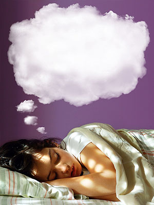 proof god exists dreams