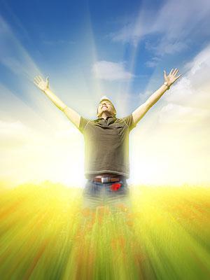 proof god exists light