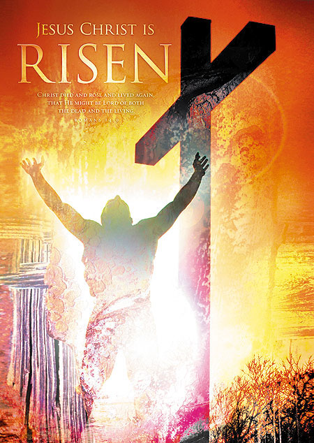 jesus pictures christian posters risen