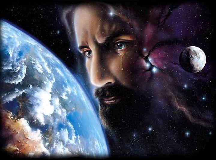 The tears of Jesus
