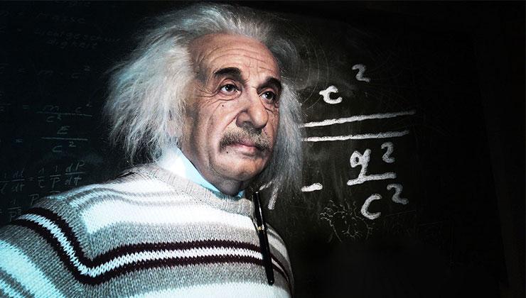 wetenschappelijk bewijs God albert einstein