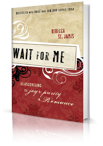 wait for me rebecca st james