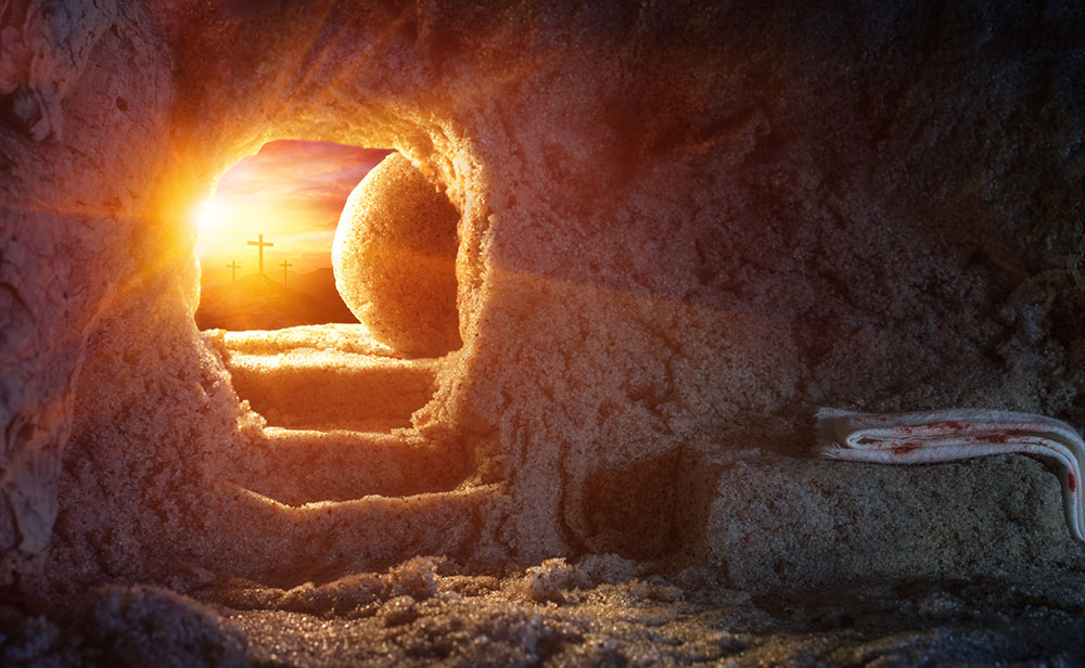 resurrection jesus christ image