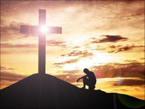 jesus christ cross repentance
