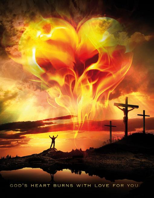 love of god poster