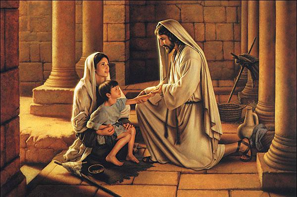 miracles jesus healing