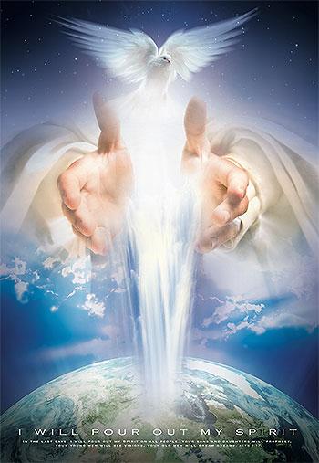 miracles jesus spirit god