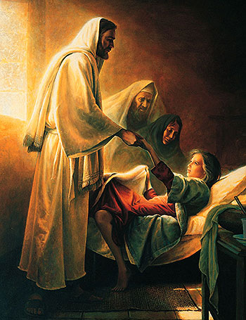 miracles of jesus bible