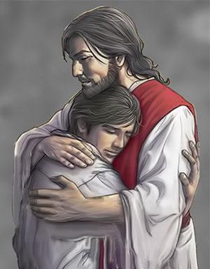 love letter from god embrace jesus