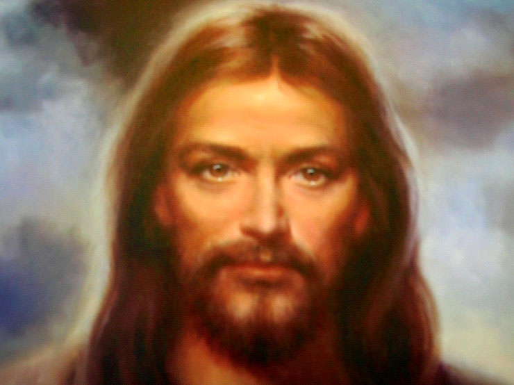 picture face jesus