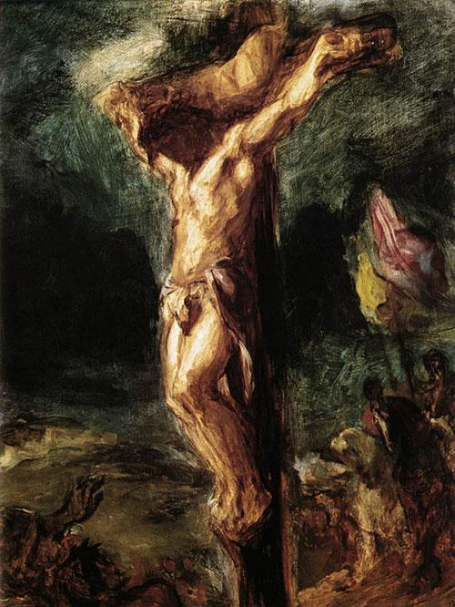 god images cross calvary