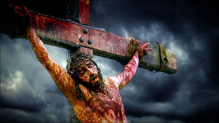 god images jesus cross