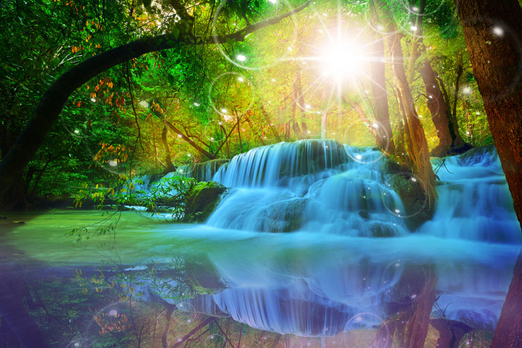 god images living water 3
