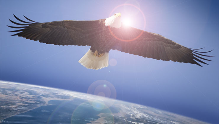 god images photos eagle faith