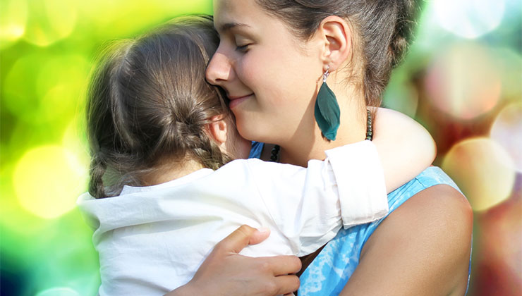 god images photos mother child embrace