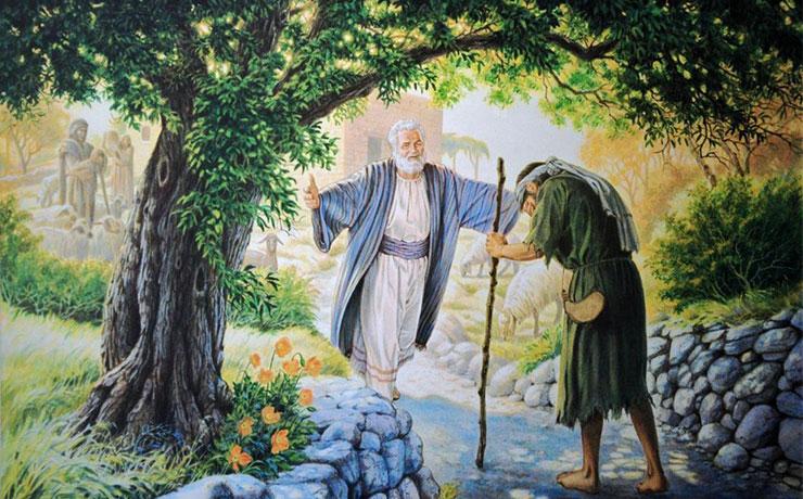 god images prodigal son