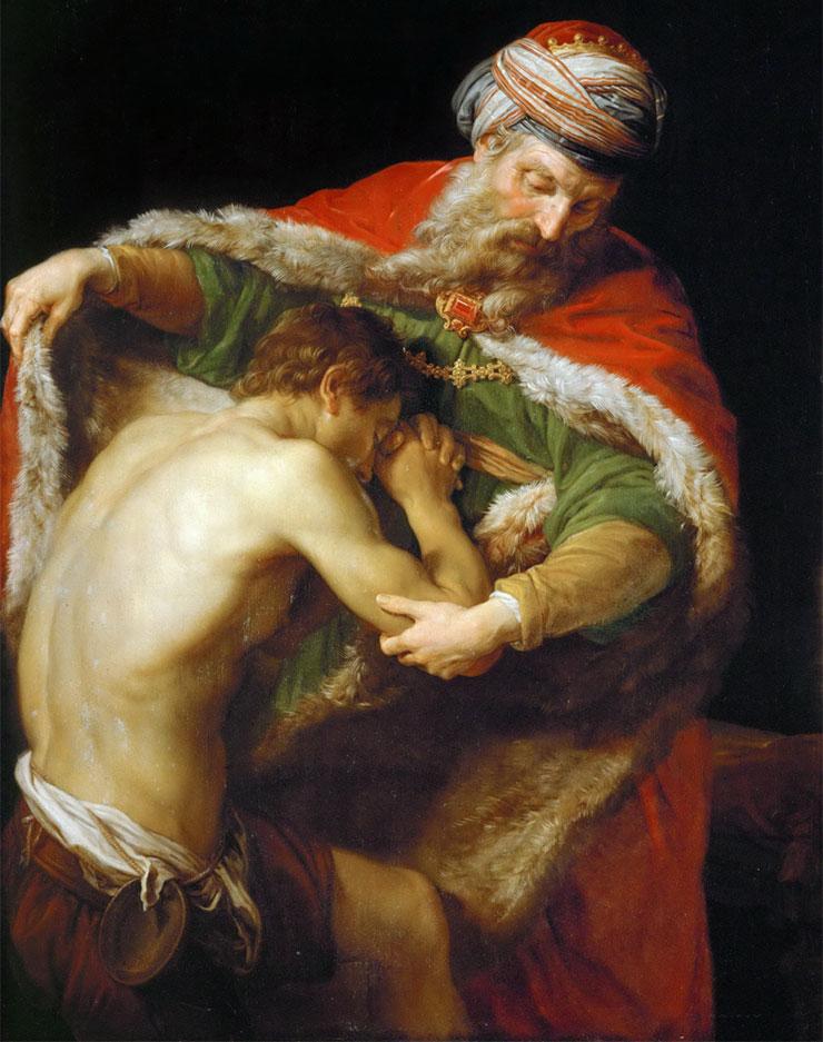 god images prodigal son 2