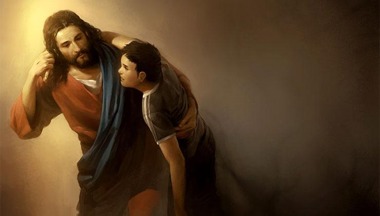 god images savior