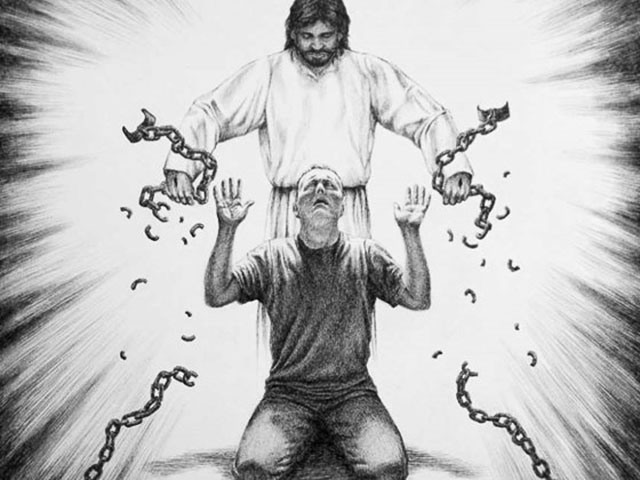 sin deliverance