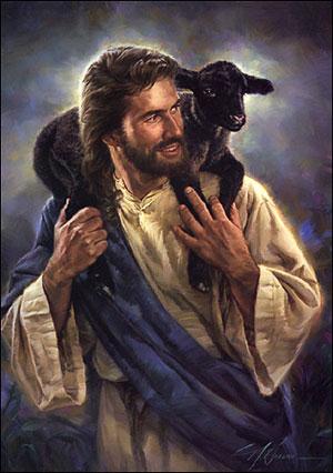 jesus christ shepherd