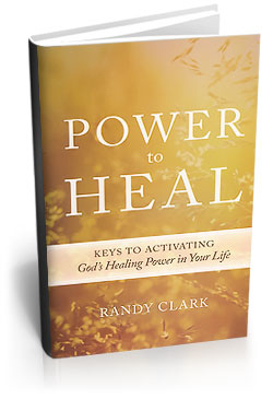 power to heal randy clark