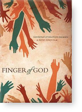 proof god exists finger of god