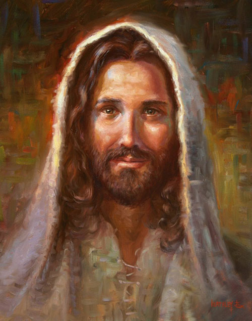 picture jesus face mark keathley