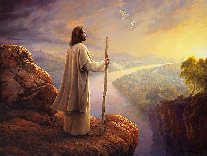 pictures of jesus greg olson hope horizon
