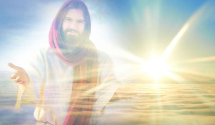 Jesús enseña la misericordia divina NEOATIERRA
