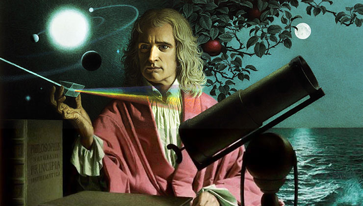 the impact of newton on modern science The scientific revolution and the origins of modern the very concept of a revolution in early modern science study newton because he made such exceptional.