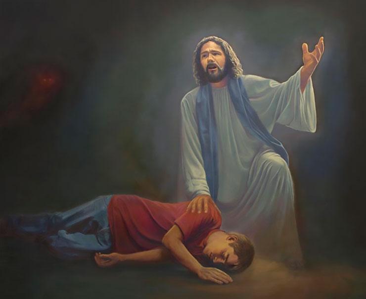 daily devotional gods love jesus