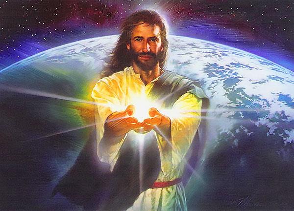 jesus light hope