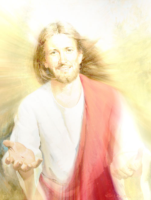 seeing Jesus vision