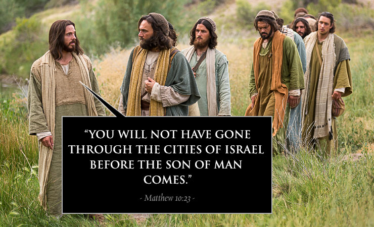 christ returns israel
