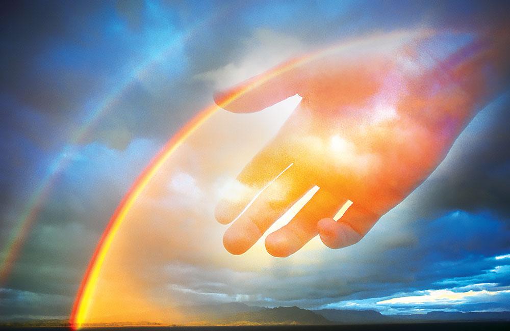 generosity god