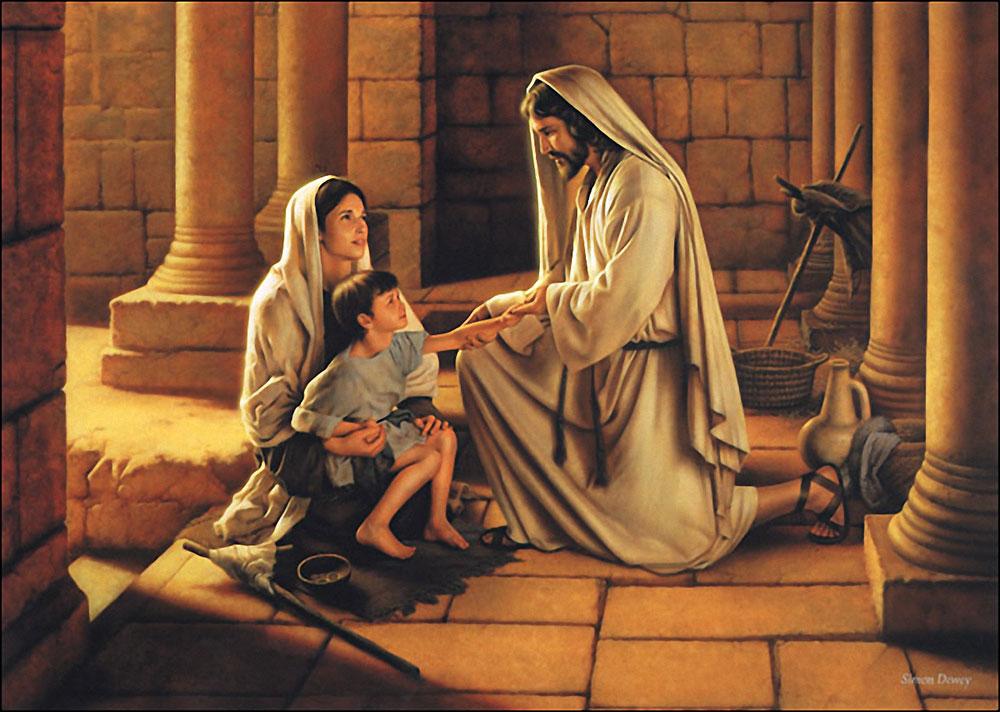 Jesus healer hope