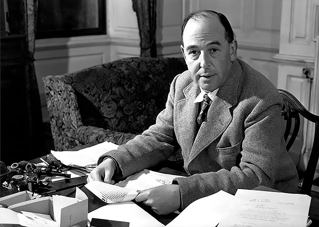 cs lewis denies second coming-christ